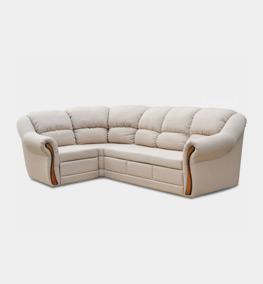 Перетяжка угловой диван с механизмом дельфин