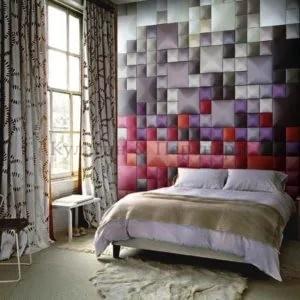 стеновые панели из натуральной кожи