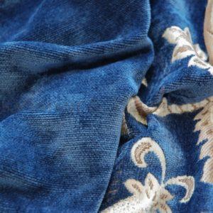 Обивочная мебельная ткань шенилл Elle
