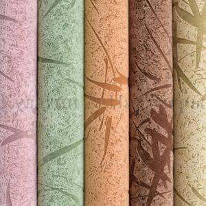 Обивочная мебельная ткань флок Leda