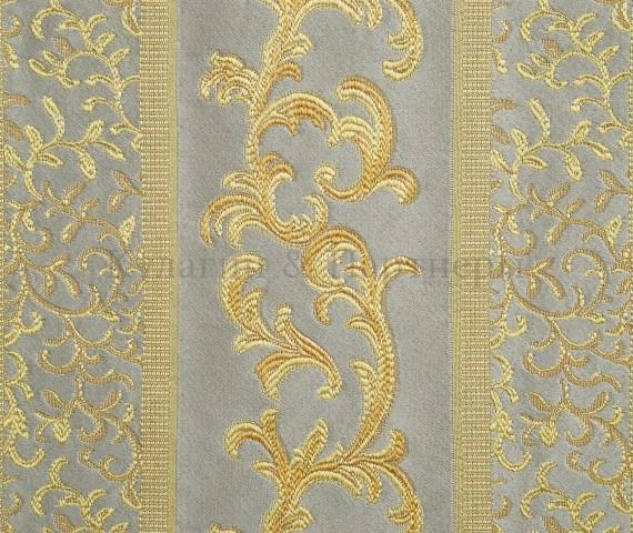 Обивочная мебельная ткань Medichi Stripe 04