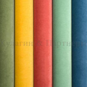 Обивочная мебельная ткань флок Mod