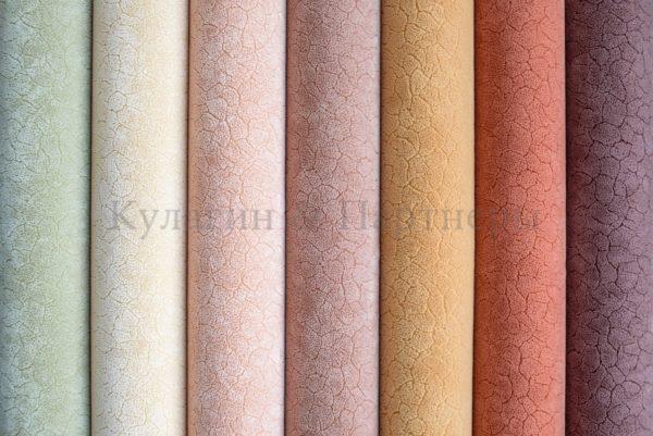 Обивочная мебельная ткань флок Panthera Impression