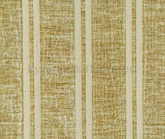 Обивочная мебельная ткань шенилл Adagio Stripe 111