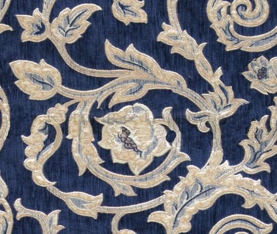 Обивочная мебельная ткань шенилл Benan 6401