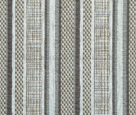 Обивочная мебельная ткань шенилл Campo Stripe 17