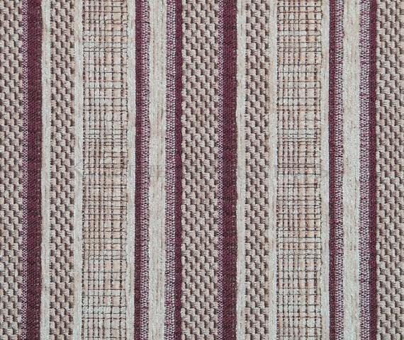 Обивочная мебельная ткань шенилл Campo Stripe 26