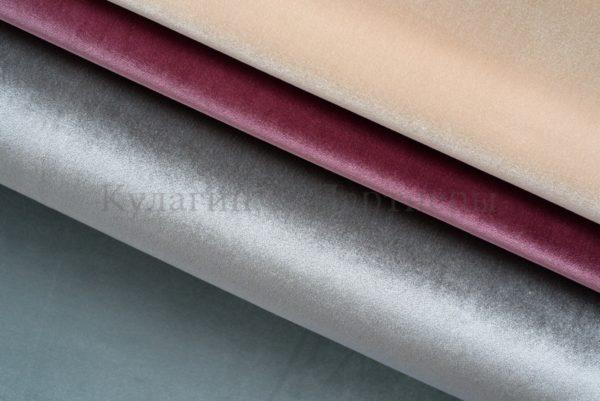 Обивочная мебельная ткань велюр Ameli