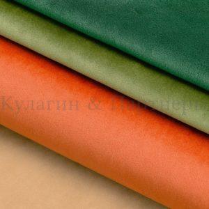 Обивочная мебельная ткань велюр Premier