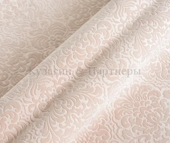 Обивочная мебельная ткань велюр Vanilla 02