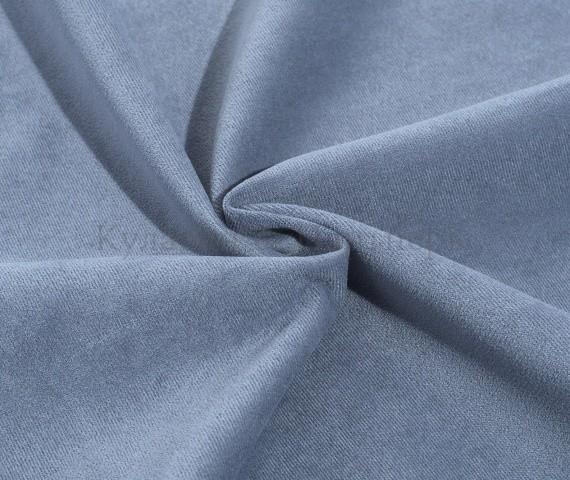 Обивочная мебельная ткань велюр Velutto 12