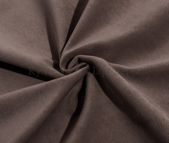 Обивочная мебельная ткань велюр Velutto 23