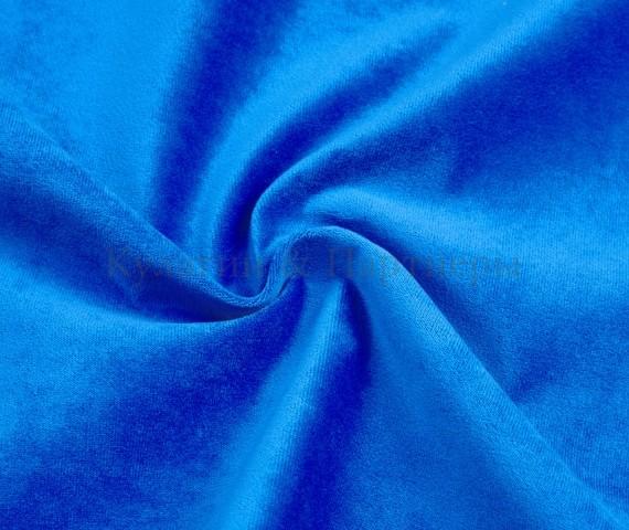 Обивочная мебельная ткань велюр Velutto 45