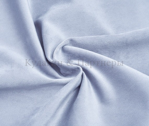 Обивочная мебельная ткань велюр Velutto 50