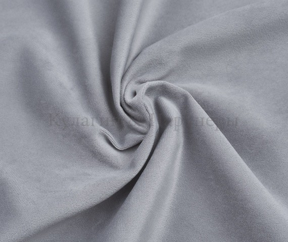 Обивочная мебельная ткань велюр Velutto 52