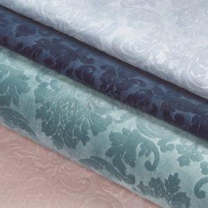 Обивочная мебельная ткань велюр Villaggio