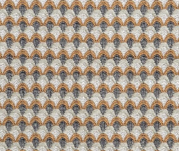 Обивочная мебельная ткань жаккард Adel Mozaik 66