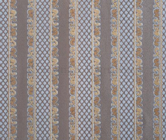 Обивочная мебельная ткань жаккард Adel Stripe 69