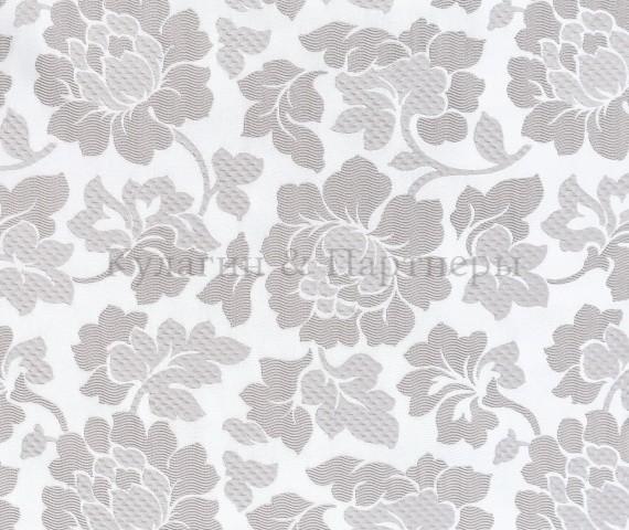 Обивочная мебельная ткань жаккард Bremen Flowers 04