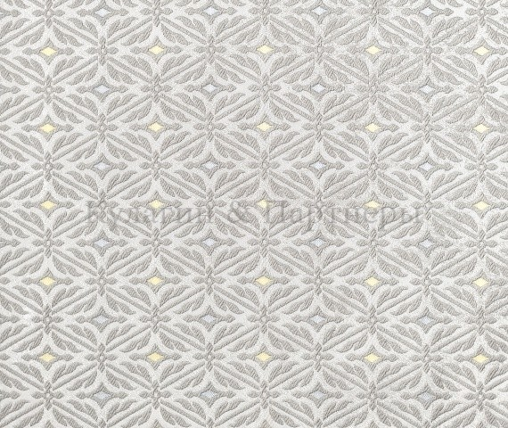 Обивочная мебельная ткань жаккард Cristal romb 02