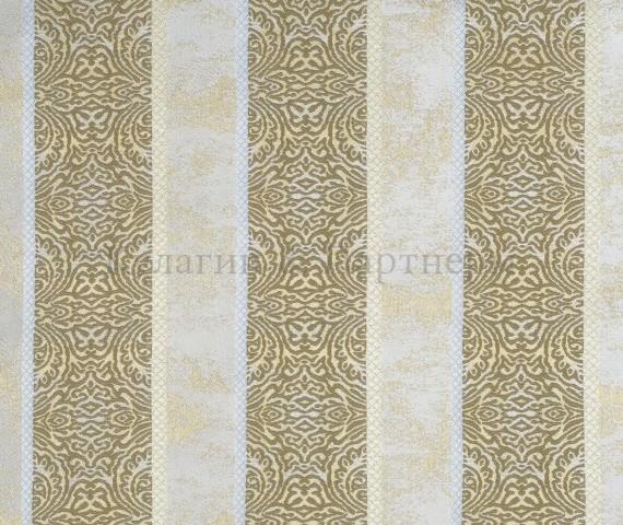 Обивочная мебельная ткань жаккард Cristal stripe 01