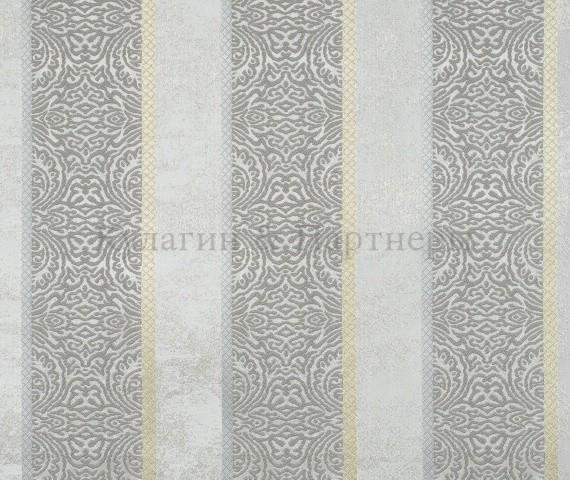 Обивочная мебельная ткань жаккард Cristal stripe 02