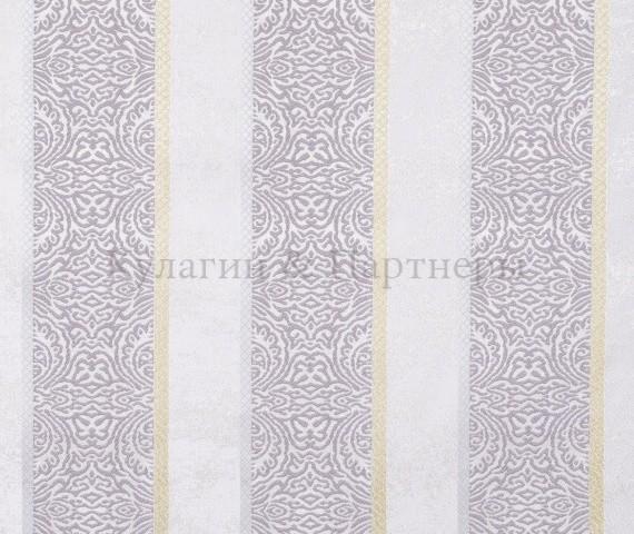 Обивочная мебельная ткань жаккард Cristal stripe 03
