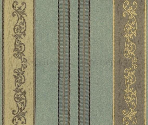 Обивочная мебельная ткань жаккард Disty Stripe 06