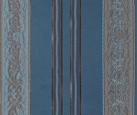 Обивочная мебельная ткань жаккард Disty Stripe 08