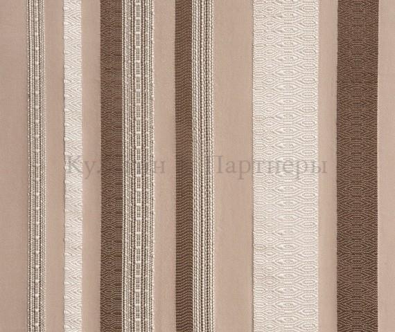 Обивочная мебельная ткань жаккард Erika Stripe 02