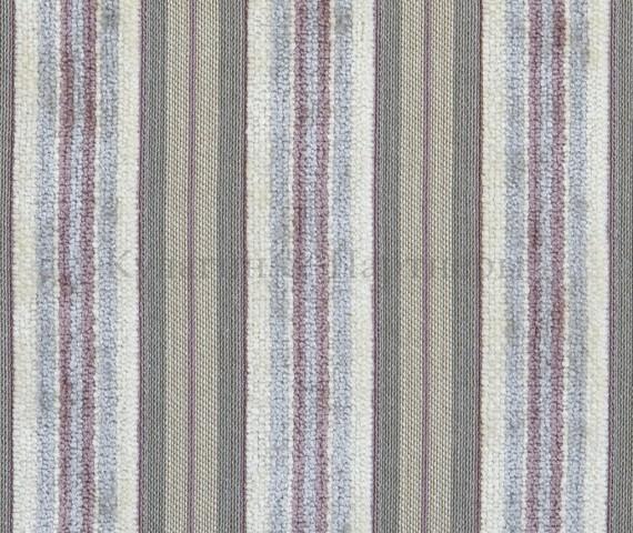 Обивочная мебельная ткань жаккард Fulda Stripe 01