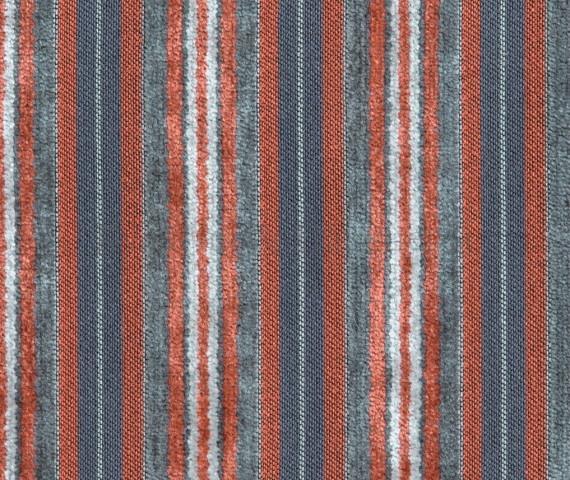 Обивочная мебельная ткань жаккард Fulda Stripe 04