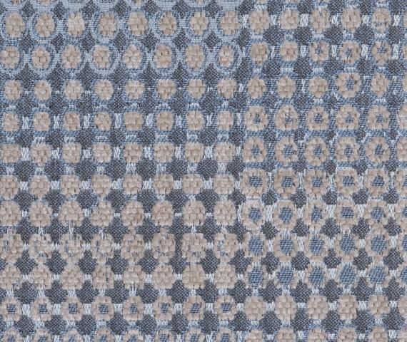 Обивочная мебельная ткань жаккард Fulda com 03
