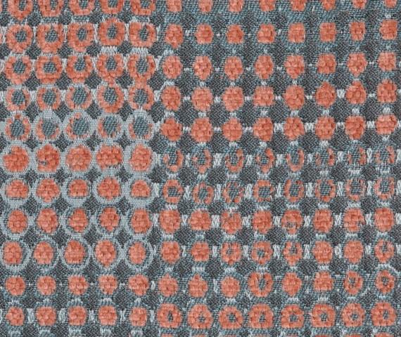 Обивочная мебельная ткань жаккард Fulda com 04