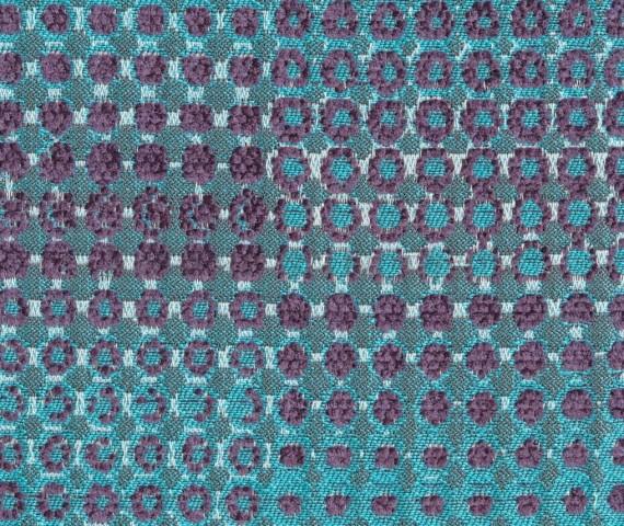 Обивочная мебельная ткань жаккард Fulda com 05