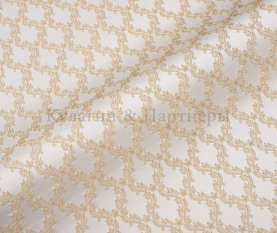 Обивочная мебельная ткань жаккард Givenchy com 105