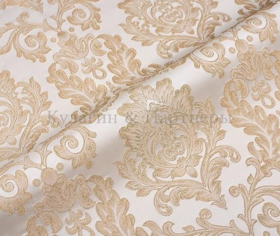 Обивочная мебельная ткань жаккард Hermitage 105