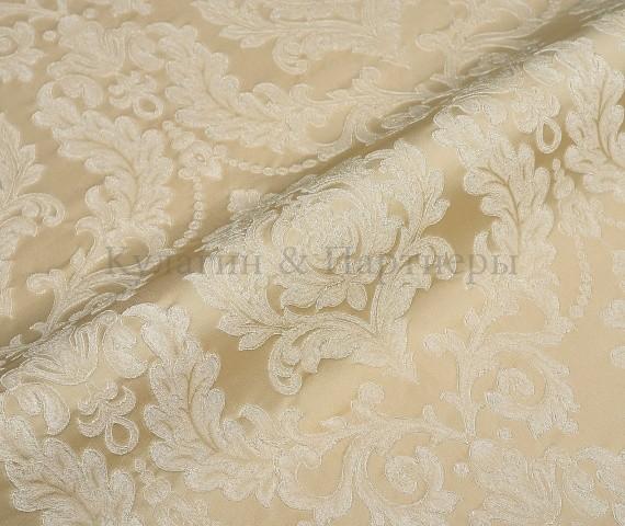 Обивочная мебельная ткань жаккард Hermitage 110