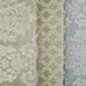 Обивочная мебельная ткань жаккард Hermitage
