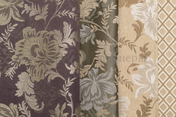 Обивочная мебельная ткань жаккард Kamelia