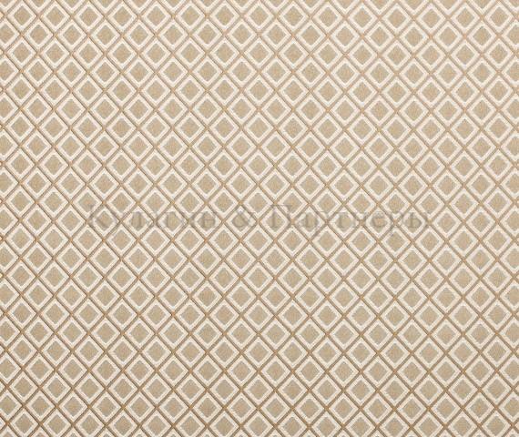 Обивочная мебельная ткань жаккард Kamelia Romb 01