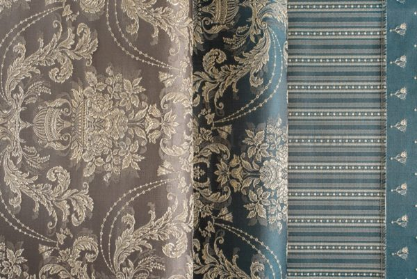 Обивочная мебельная ткань жаккард Lorensa