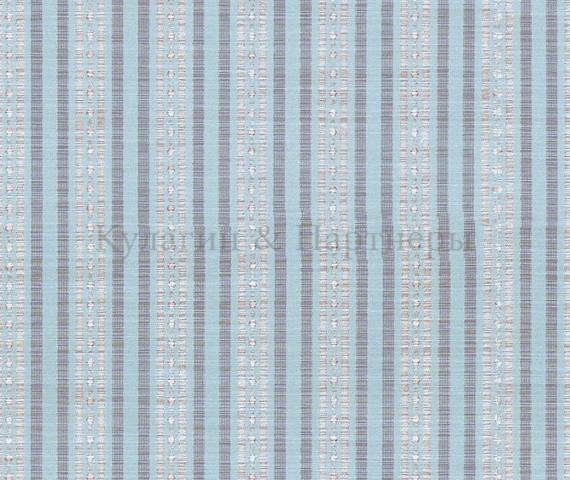 Обивочная мебельная ткань жаккард Lorensa stripe 07