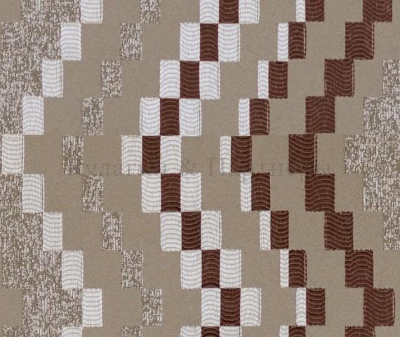 Обивочная мебельная ткань жаккард Michel com 01