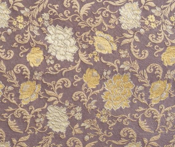 Обивочная мебельная ткань жаккард Motive Flowers 03