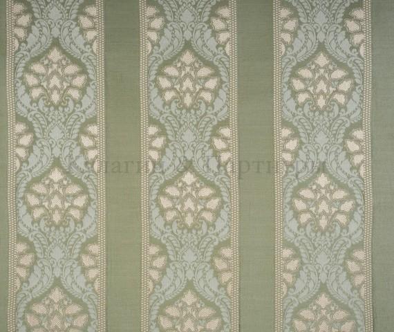 Обивочная мебельная ткань жаккард Motive Stripe 01