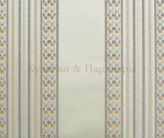 Обивочная мебельная ткань жаккард Roissy Stripe 01