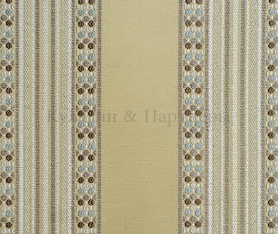 Обивочная мебельная ткань жаккард Roissy Stripe 02