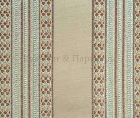 Обивочная мебельная ткань жаккард Roissy Stripe 03