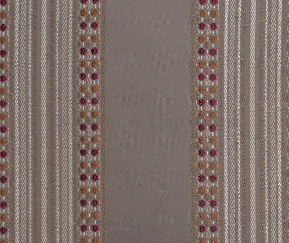 Обивочная мебельная ткань жаккард Roissy Stripe 04